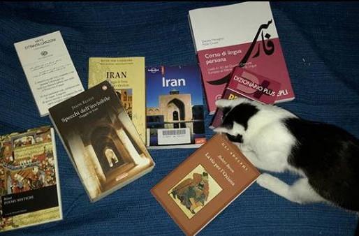 Settanta libri sull'Iran