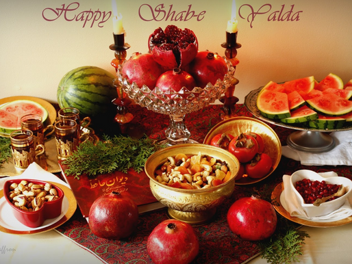 Shab-e Yalda, la festa del solstizio di inverno