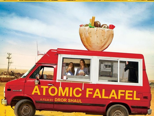 "Iran al cinema: ""Atomic falafel"" (2015)"