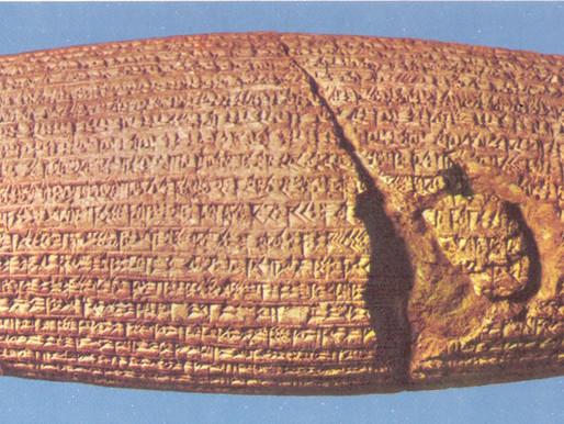 Il cilindro di Ciro: 2600 anni di storia in un solo oggetto