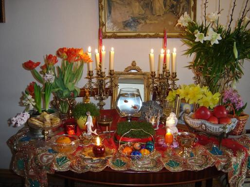 Buon Nowruz a tutti!