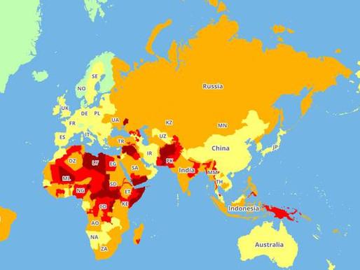 Rischi in viaggio 2019: L'Iran è sicuro come la maggior parte dei paesi europei!