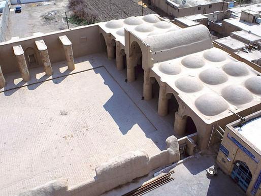La più antica moschea dell'Iran: Tarik Khane a Damghan