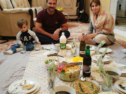 Come si vive in una casa iraniana
