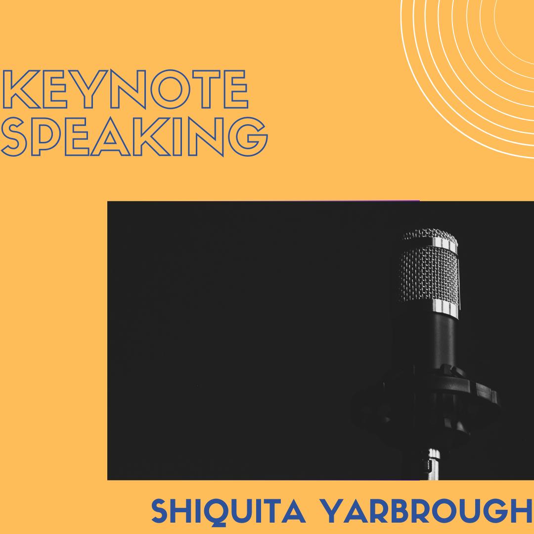 Keynote Speaking