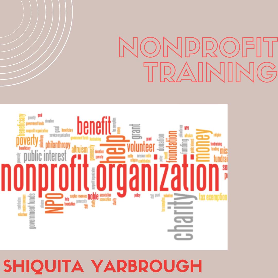 Non-profit Training