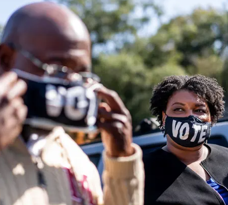 Whatever it takes': How Black women fought to mobilize America's voters