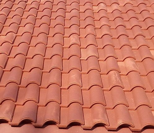 Dachówka Ceramiczna tradycyjna Portugalka - Staroklasztorna