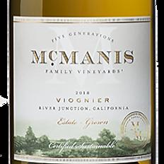 McManis 2018 Viognier