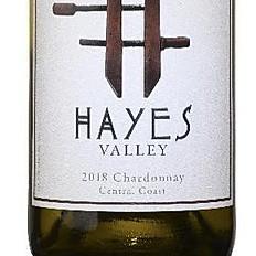Hayes Valley 2018 Chardonnay