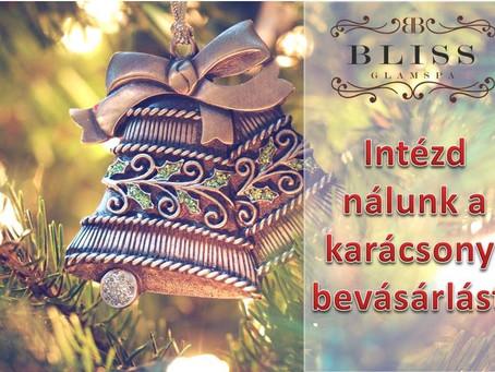 Intézd nálunk a karácsonyi bevásárlást!