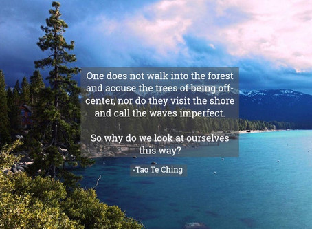 Appreciate Your Imperfection!