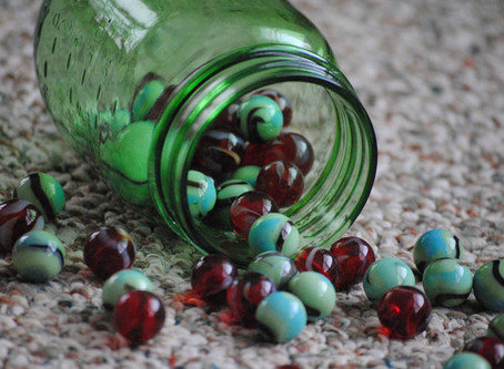 Marbles In the Jar: How Being Kind Can Help You Live A Better Life