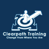 Clearpath Training. This is the logo for clearpath trainig.