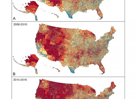 Suicide Rates Up 41% in The united States