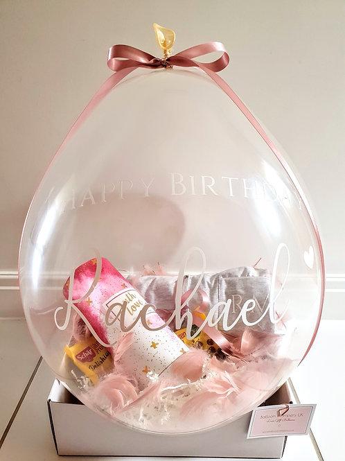 Luxe Birthday Hamper Gift Balloon