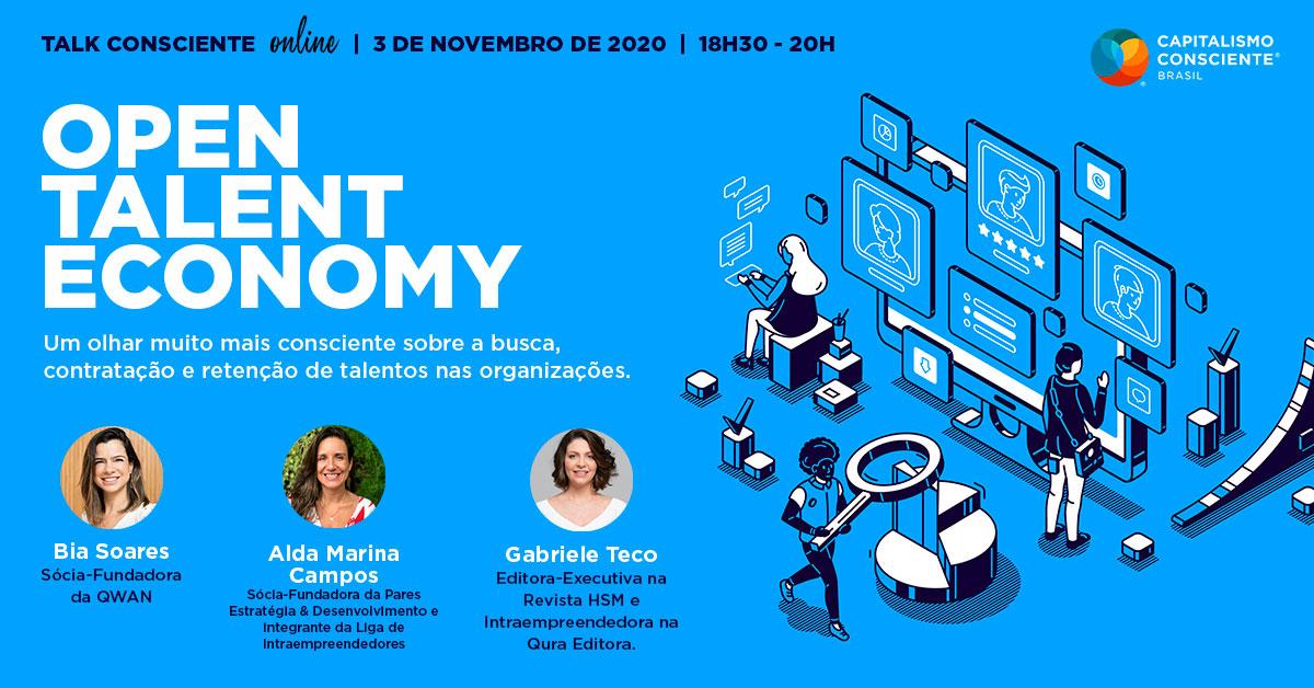 Talk Consciente - Open Talent Economy