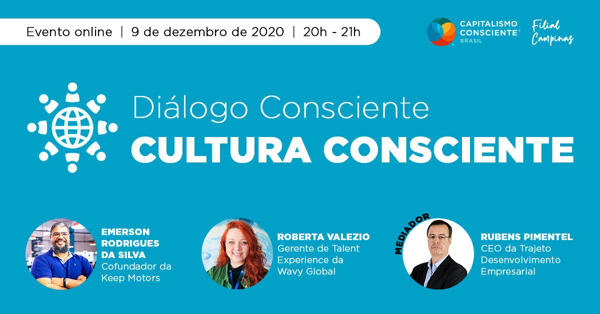 Diálogo Consciente - Cultura Consciente