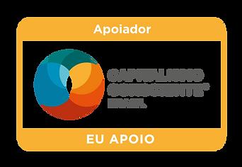 CAPITALISMO CONSCIENTE - Selo Apoiador.p