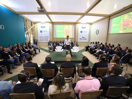 Auditório Capitalismo Consciente - HSM EXPO 2017 - 2º dia