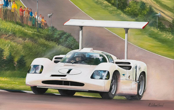 Chaparral at Brands