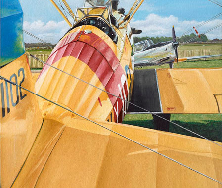 Goodwood Stearman