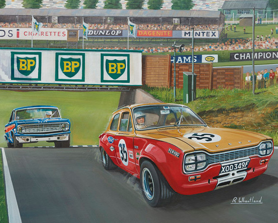 1968 The year of the Escort