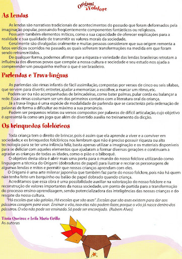 Origami e Folclore (3)