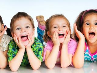 Crianças obedientes não ficam quietas