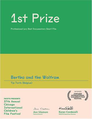 CICFF37 - 1st Prize - Professional Jury