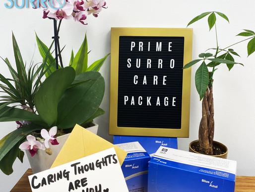 PrimeSurro is committed to the health and safety of our #surrogates and their families.