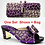 Thumbnail: Shoes With Matching Bags Italy Nigerian Women Wedding Shoe and Bag Set