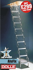 loft ladder problem