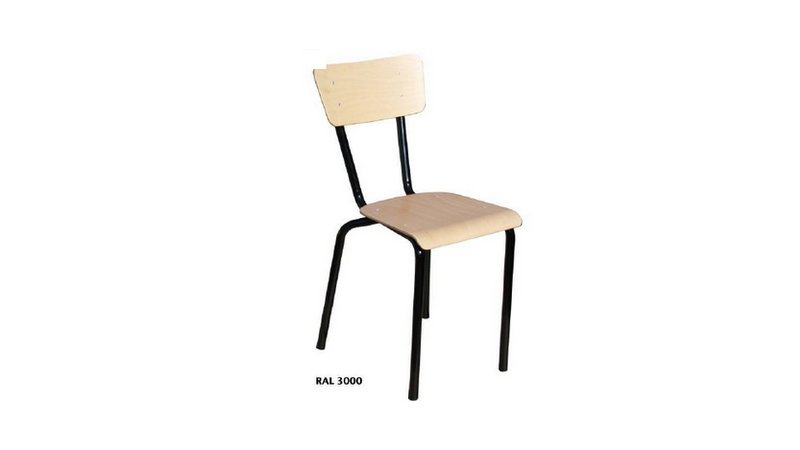 Chaise TRC - 4 pieds