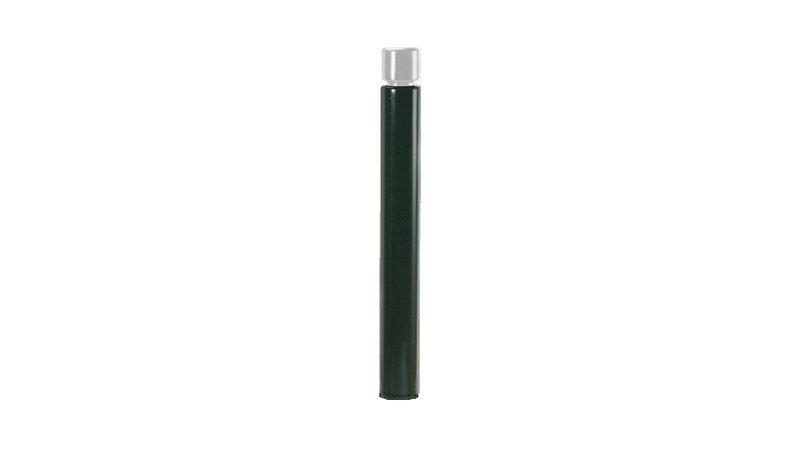 Poteau GORGE  Ø 101,6 mm - Haute visibilité PMR