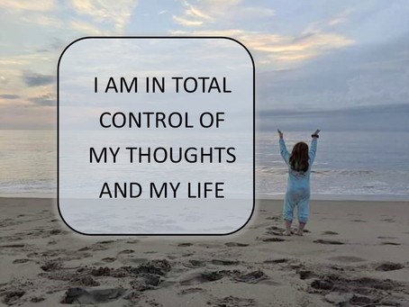 My Thoughts on Affirmations