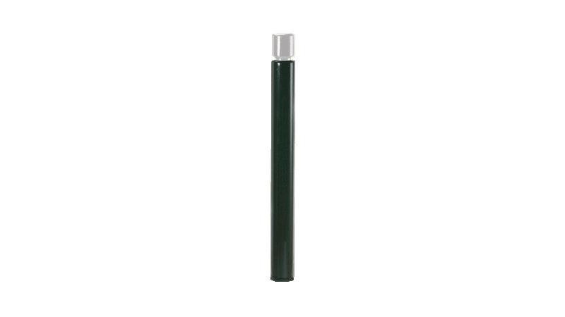 Poteau GORGE ZONDA - Ø 76 mm - Haute visibilité PMR