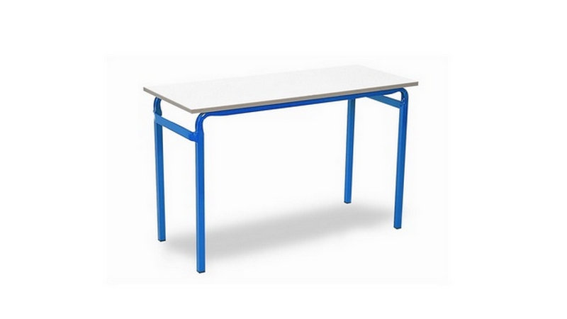 """Table Biplace """"4P"""" - 4 pieds"""