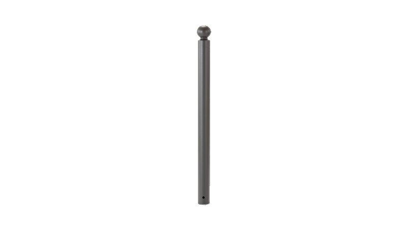 Poteau BERCY - Ø 76 mm