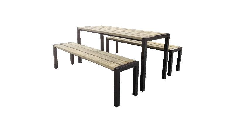 Table pique-nique VALENCE - En Bois autoclave