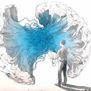 Illustration Magazine Cerveau et Psycho