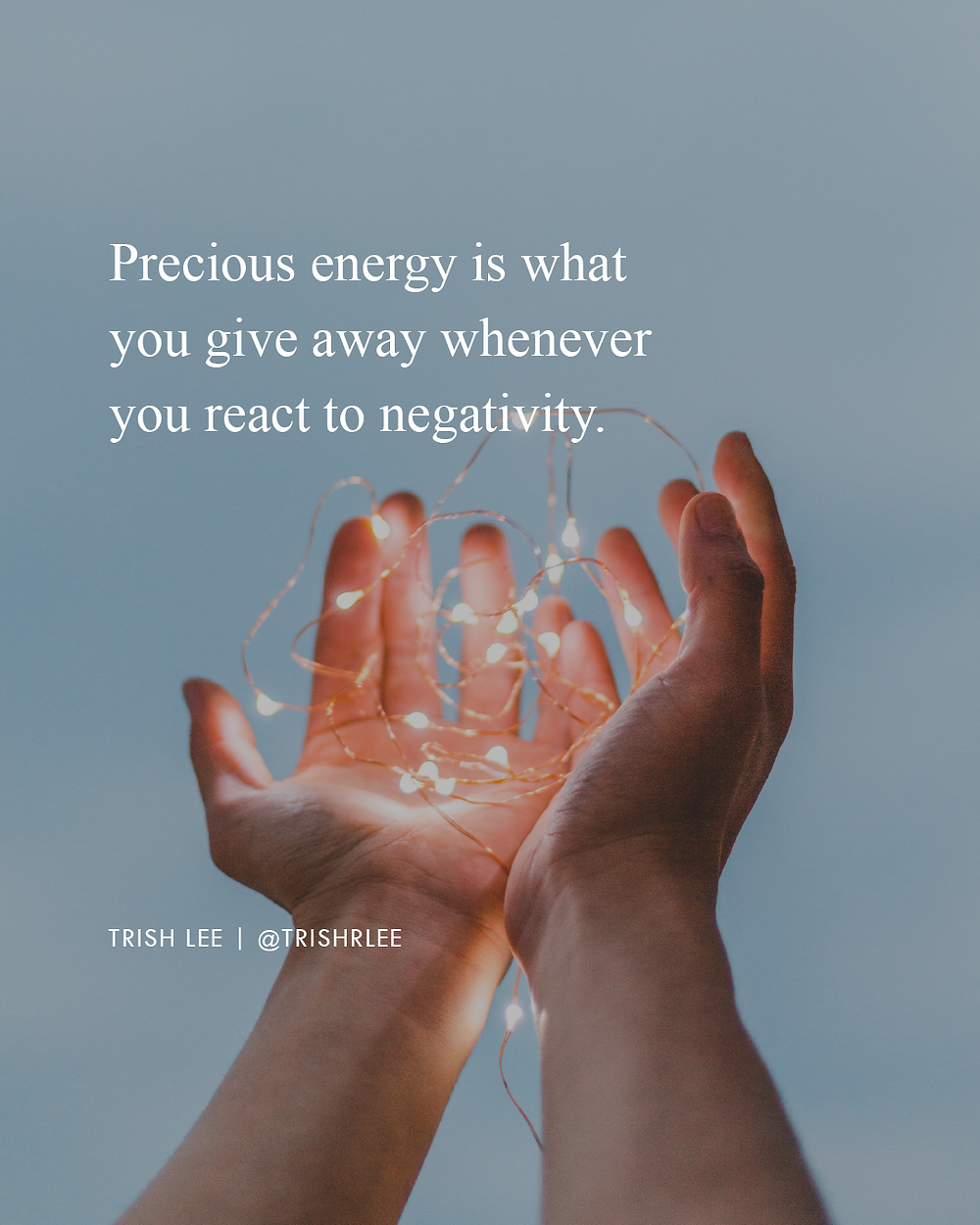 The Smart Way To Respond To Negative People