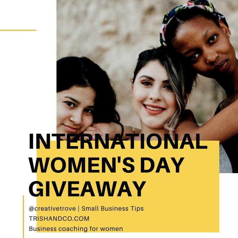 International Women's Day Giveaway