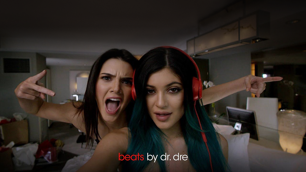 beats by dre kylie jenner, kendall