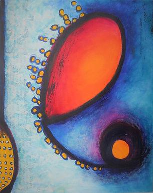 ABS Lifeline 18X23 Acrylic on canvas.JPG