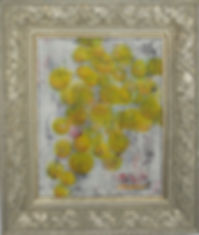 STL Pre-Wine 12X16 (framed) acrylic on c