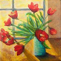 STL Tulip Sunshine 6X6 Acrylic (S).JPG