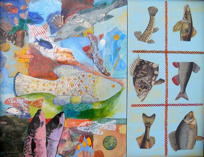MXM Fish Quilt 20X26 Mixed Med.JPG