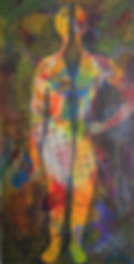 FEM Split 12X24 Acrylic on canvas.JPG