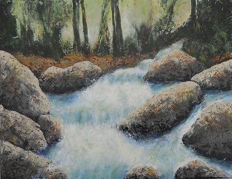 LND Flowing 18X24 Acrylic on canvas.JPG